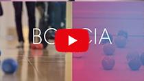 ボッチャ 競技紹介の動画のサムネイル画像
