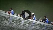 ボート競技の動画のサムネイル画像