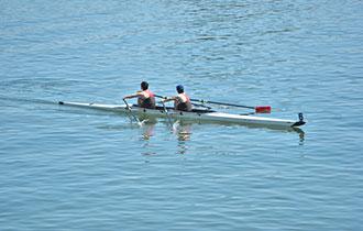 ボート競技の画像