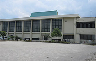長浜市民体育館の画像
