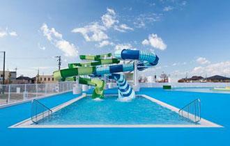 長浜市民プールの画像
