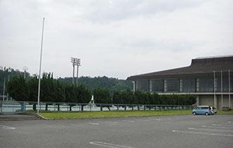 木之本運動広場「運動場」の画像