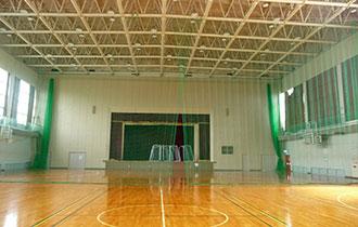 湖北体育館の画像