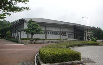 びわ体育館の画像