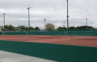 長浜市民庭球場の画像
