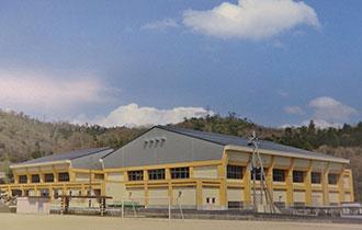双葉総合体育館の画像