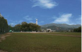 米原野球場の画像