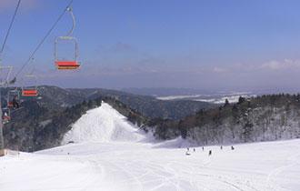 朽木スキー場の画像