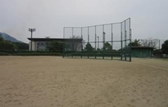 運動公園グラウンドの画像
