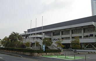 ウカルちゃんアリーナ(滋賀県立体育館)の画像