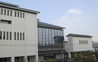 滋賀県立武道館の画像