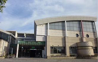 瀬田公園体育館の画像