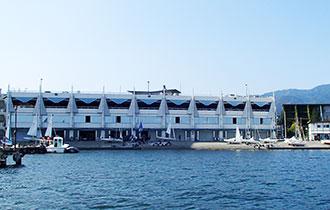 滋賀県立柳が崎ヨットハーバーの画像