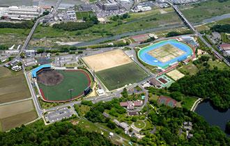 甲賀市水口スポーツの森の画像
