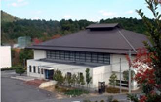 雨山第二体育館の画像