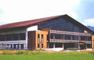 総合体育館の画像