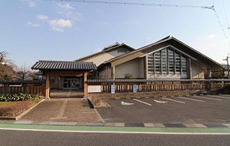 草津市立武道館の画像