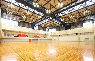 守山市民体育館の画像