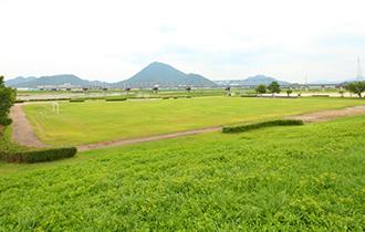 野洲川立入河川公園の画像