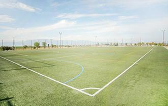 野洲川歴史公園サッカー場 ビッグレイクの画像