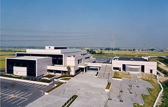 野洲市総合体育館の画像