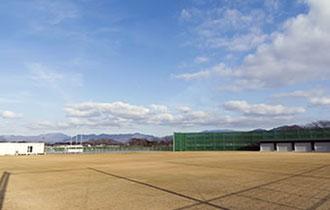 愛荘町中央スポーツ公園の画像