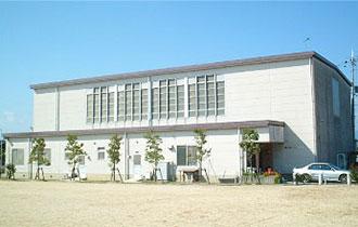 十里体育館の画像