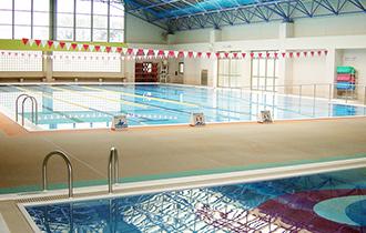甲良町温水プールの画像