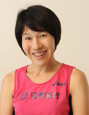 陸上 視覚障害者マラソン 近藤 寛子(こんどう ひろこ)のサムネイル画像