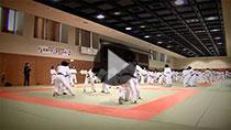 柔道・視覚障害者柔道の動画のサムネイル画像