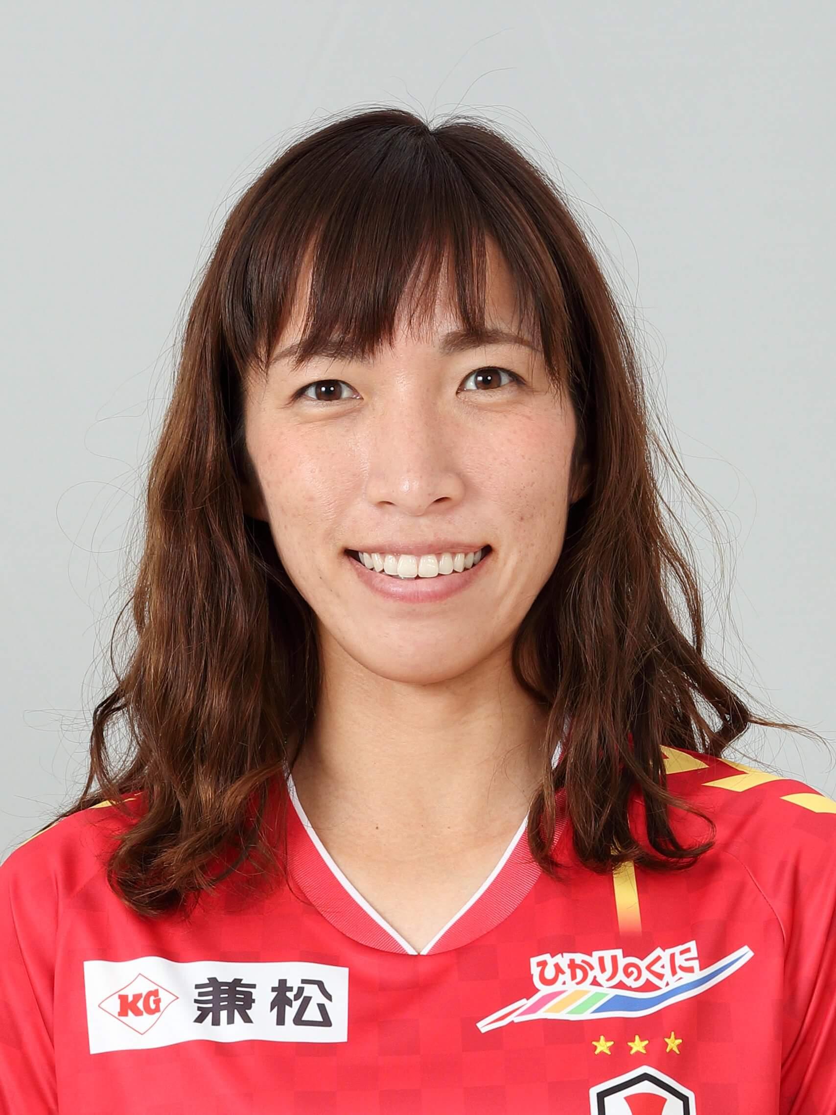 サッカー 中島 依美(なかじま えみ)のサムネイル画像