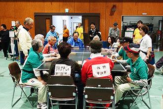 卓球バレーの画像