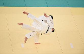 柔道の画像