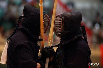 剣道の画像