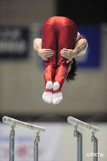 体操競技の画像