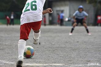 フットベースボール(知的障害者)の画像