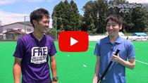 【スポーツチャレンジ】フィールドホッケーの動画のサムネイル画像